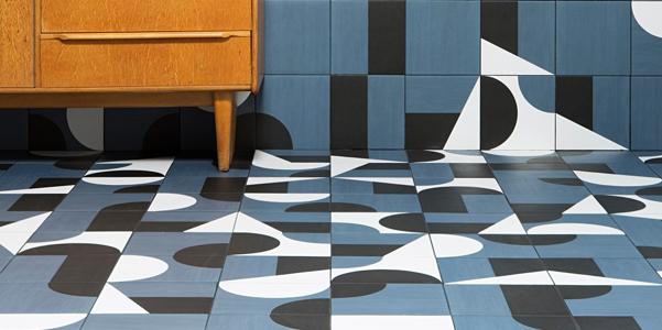 Geometric Tiles – My Bathroom Update (Part 2)