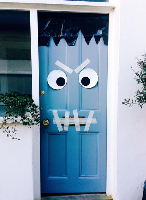 Halloween Door Inspiration