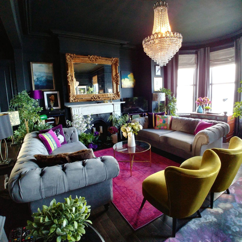 Interior Alchemy Living Room IA3 Modern