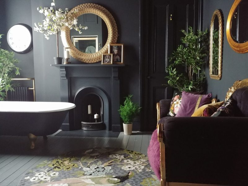 Interior Alchemy Bathroom ModernLuxe meets Interior