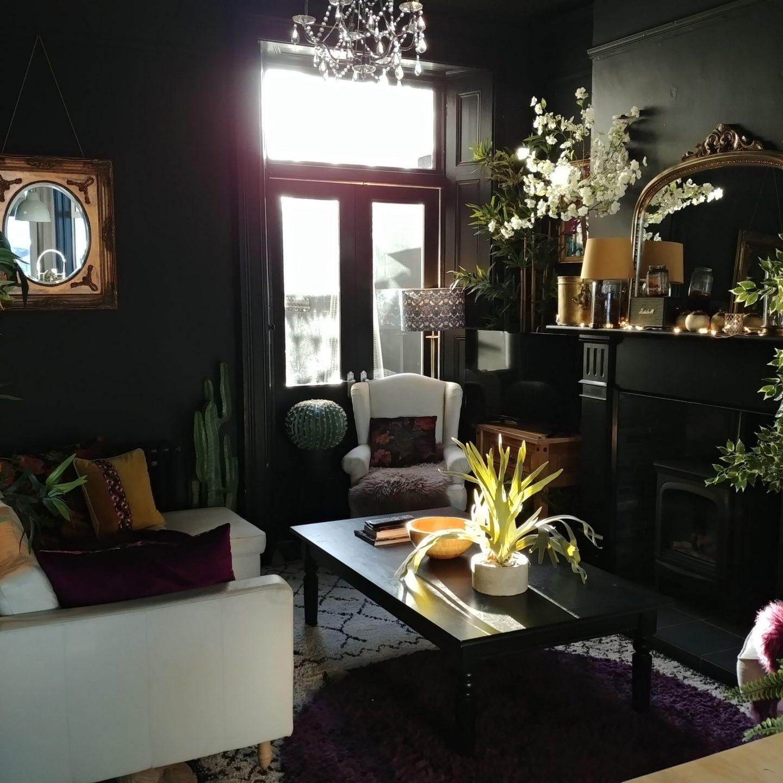 Interior Alchemy Living Room IA7 Modern